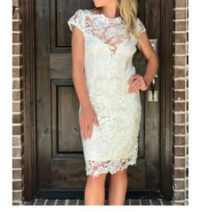 Dresses & Skirts - SOLD!!!  Gorgeous lace dress